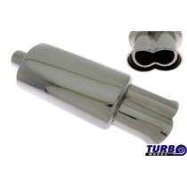 Sport kipufogó dob TurboWorks 39 2,5